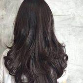 81 Atemberaubende aschbraune Haarfarben Ideen für Sie #braunhaar   – brown hair