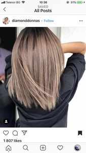 Styling for straight hair – HAIRSTYLE – #Hair #Hair – New Site
