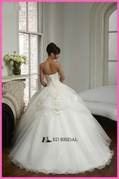 YH2670 2015 Princess Style White Sweetheart Beaded…