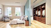 Die optimale Schlafzimmer-Aufteilung: Neben dem Sc…