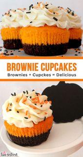 Pastelitos De Brownie   – Recipes to Cook