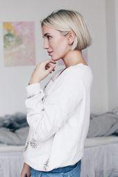 Meu novo corte de cabelo ★   – Lockige Frisuren Trends