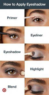 Tips on how to Apply Eyeshadow : Goal