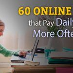 Top 102 Legitimate Online Jobs That Pay Daily Or Weekly Online Jobs Online Jobs From Home Legitimate Online Jobs