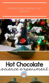Looking for Christmas science experiments you can do with your preschoolers, kindergartners, or elem…
