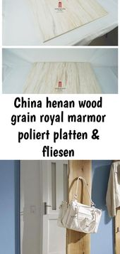 China henan wood grain royal marmor poliert platten & fliesen marmorbodenfliese marmorbodenfliese fü