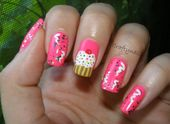 14 Beautiful Nail Designs for Your Children' Birthday Celebration