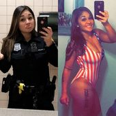 Officers sexy women police Miami police