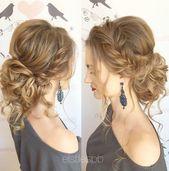 Hochzeit Frisuren Kinnlanges Haar Haar Ideen