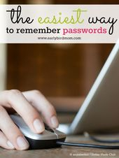 Tech hack: An easy way to remember online passwords