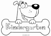 Coloring Pages for Kindergarten Best Of Free Printable Kindergarten Coloring Pag…