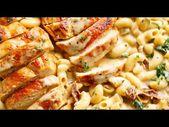 Macaroni au fromage toscan dans UN SEUL pot fait sur la cuisinière, en moins de 30 …   – One pot dinners