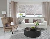 wohnzimmer plissee hellbraun ❤ Vielfältige Plis…