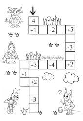 Mathe-Aktivitäten Vorschule – lidiya shekirova – t e a c h i n g: MATHE