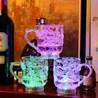 Tasse LED-Leuchten Bier Whiskey Kneipe Hochzeit Saft Getränk Bunt Blitz Drache