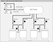 Airbag Switch Box Diagram Electrical Work Wiring Diagram Air Ride Air Bag Buggy
