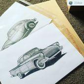 Die Postkartenabdrücke (Bild erscheint in Kürze) waren fantastisch, aber ich b…   – Schne Zeichnungen – #Aber #Bild #die #erscheint #fantastisch