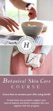 Botanical Pores and skin Care Course