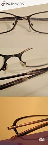 GUCCI GG 2690 Burgundy Metal Eyeglass Frames GUCCI GG 2690 Burgundy Metal Eyegla… – My Posh Closet