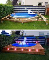 Mit diesen Spots können Sie Ihr Schwimmbad an der richtigen Stelle platzieren u…
