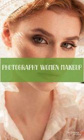 fotografie frauen make-up – Mode