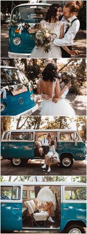 Three newlyweds, three wedding styles and a location: Berlin!