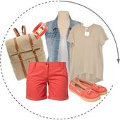 Im Park – Bescheidene Mama   – Modest Outfit Ideas via Polyvore from STC Blog