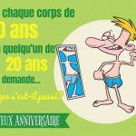 Carte Anniversaire Rugby Humour