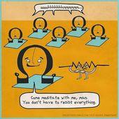 Ooohhhmmmmmmm #physics #physics #cartoon #Wissenschaft physik
