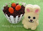 Mandel M & M Candy Karotten – Hungrige Ereignisse Ostern Rezepte