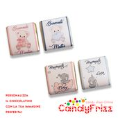 Photo of Cioccolatini personalizzati – 15 pz