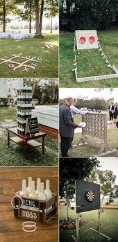 42 Backyard Wedding Ideas mit kleinem Budget für 2020 – Seite 2 von 2