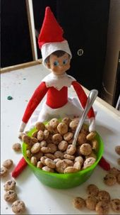15 Creative Elf on The Shelf Ideas