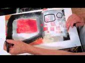 Viel Youtube – von Gelli über Acryl bis zum Engineering