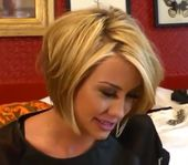 The bob remains HOT this year too! Gorgeous Current Bob Hairstyles – Current Hairstyles
