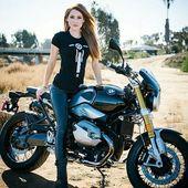 Fotos von Motorrädern, Motoren und mehr   – Badass bikes and babes