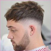 Top 8 men's hairstyles short hair trends 2019