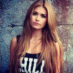 Elegantes Aussehen mit unglaublichen Haarfarben und Frisuren