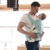 Baby Carrier ALL-IN-ONE ERGONOMIC BABY TRAVEL CARRIER  HappyParentsSgop