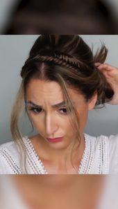 😱😍A Whole LIFESAVER On Dangerous Hair Days!