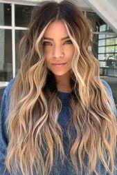 Derfrisuren.top 18 Versatile Long Shag Haircut Ideas That Suit All Women women versatile Suit Shag Long ideas haircut