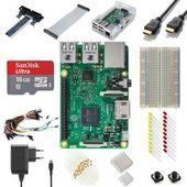 Raspberry Pi 3 Einstieg – Starter Kit