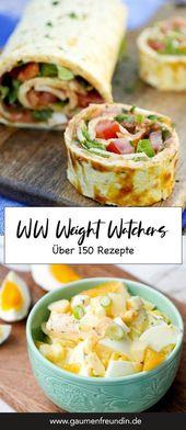 WW: Meine Lieblingsrezepte für Weight Watchers mit wenigen SmartPoints