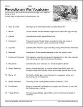 Learn About The Revolutionary War With Free Printables Social Studies American Revolution Social Studies Education 7th Grade Social Studies