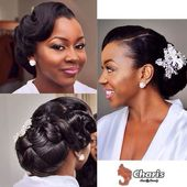 Wedding Hair Styles for Black women - Reny styles