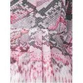 Kleid aus 55% Rayon 45% Cupro SeidenstickerSeidsticker   – Products