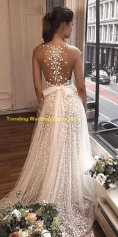 Trending Wedding Dresses Ideas #weddingdress