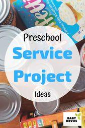 Möglichkeiten für Freiwillige im Vorschulalter | Serviceprojekte für Familien | Christian Pa … – Toddler Life