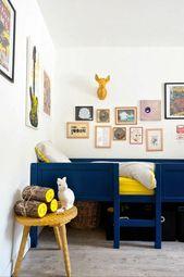 Farbideen für Kinderzimmer – Kreieren Sie eine coole Kinderzimmergestaltung  – bedroom/kids