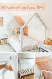 Ein DIY Kinderbett in Hausform selber bauen – mit OBI Selbstbaumöbeln